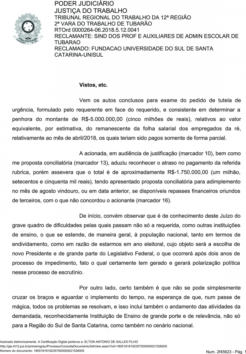 unisul-tem-suas-contas-bloqueadas-por-nao-pagar-salario-do-mes-de-abril-aos-funcionarios