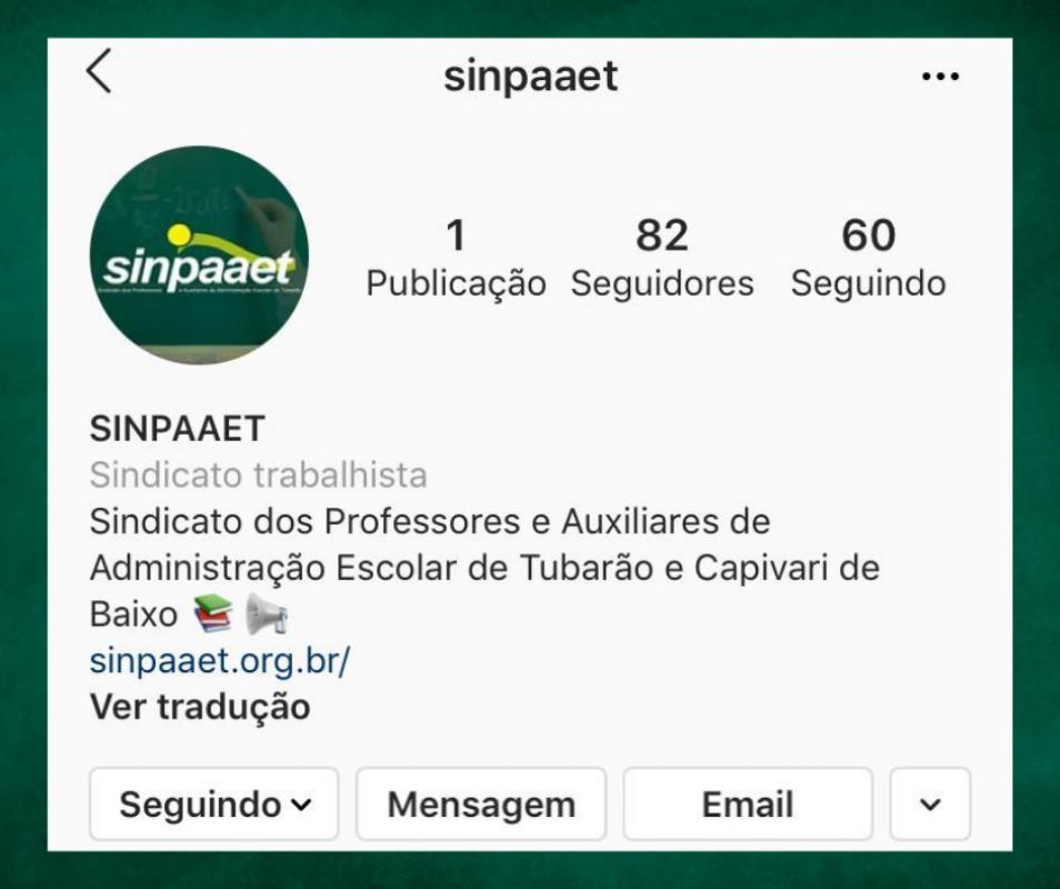 sinpaaet-cria-perfil-no-instagram-para-se-aproximar-de-filiados