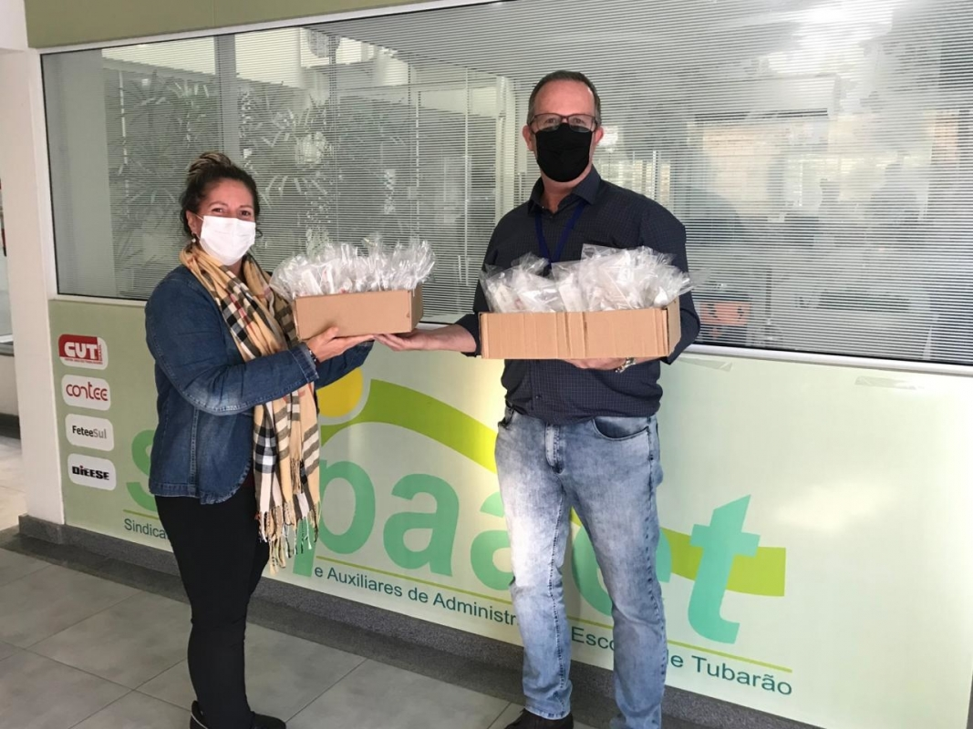 sinpaaet-promove-ato-de-solidariedade-em-meio-a-pandemia