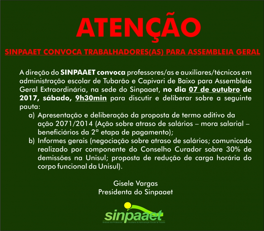 sinpaaet-convoca-assembleia-geral-extraordinaria